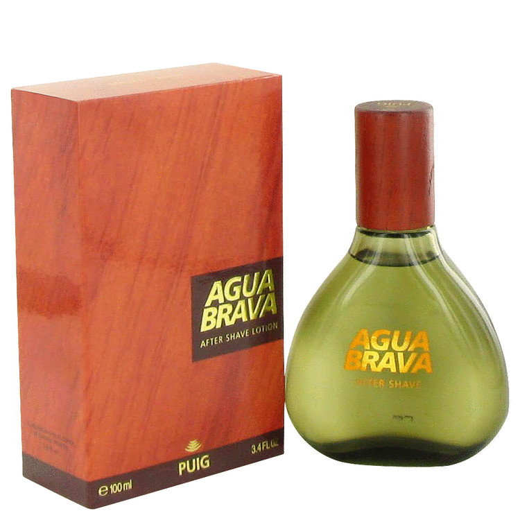 Agua Brava by Antonio Puig 3.4 oz After Shave for Men