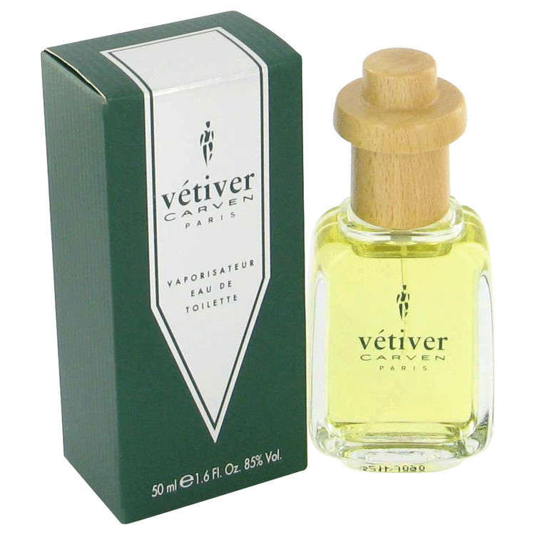 VETIVER CARVEN by Carven Eau De Toilette Spray 1 oz for Men
