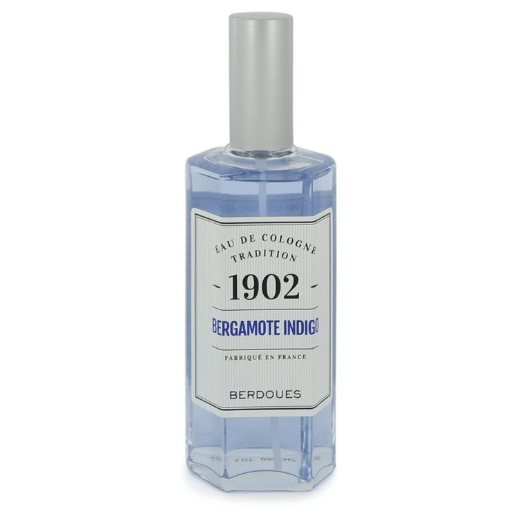 1902 Bergamote Indigo by Berdoues 4.2 oz Eau De Cologne Spray for Women