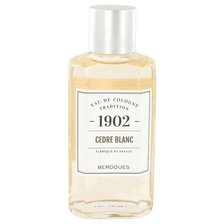 1902 Cedre Blanc by Berdoues 8.3 oz Eau De Cologne for Women