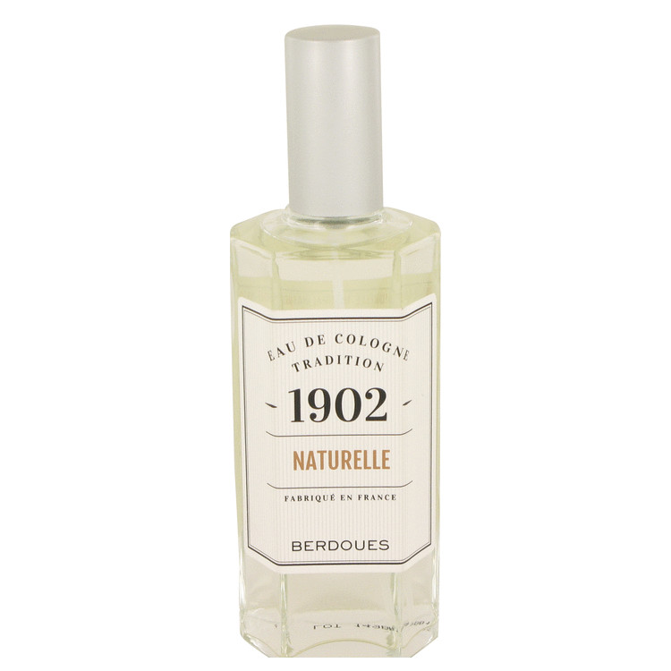1902 Natural by Berdoues 4.2 oz Eau De Cologne Spray for Men