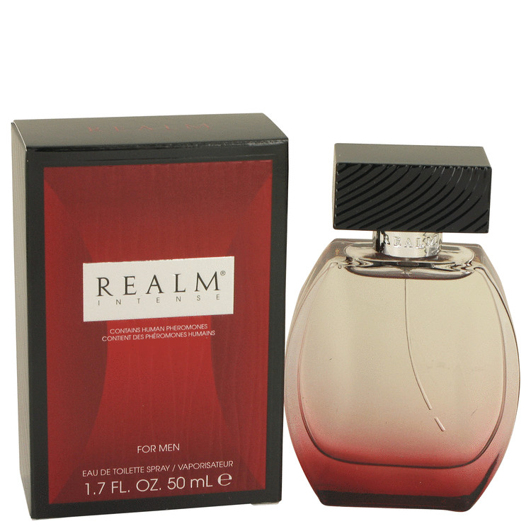 Realm Intense by Erox 1.7 oz Eau De Toilette Spray for Men