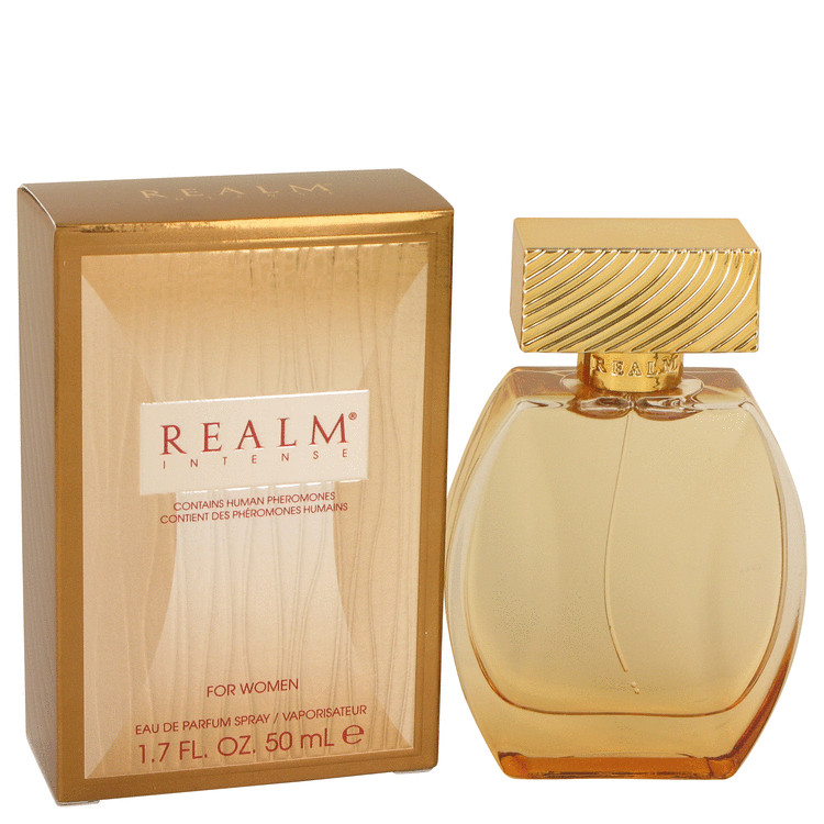 Realm Intense by Erox Eau De Parfum Spray 1.7 oz for Women