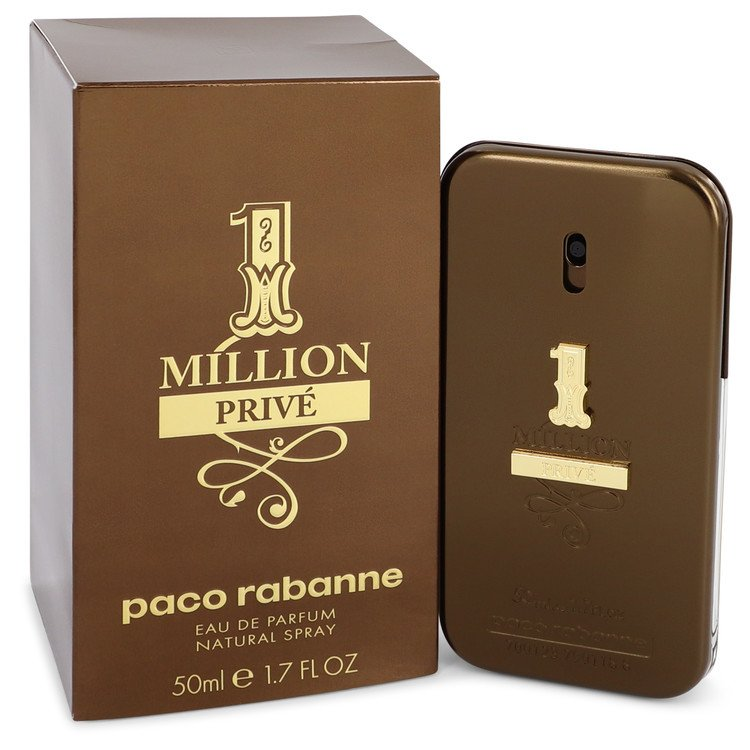 1 Million Prive by Paco Rabanne 1.7 oz Eau De Parfum Spray for Men