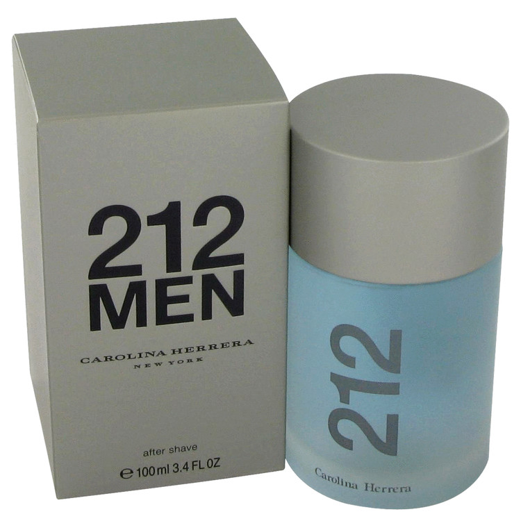 212 by Carolina Herrera 3.4 oz After Shave for Men