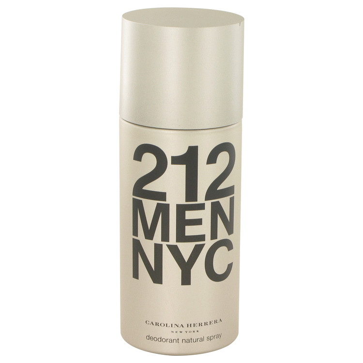 212 by Carolina Herrera 5 oz Deodorant Spray for Men