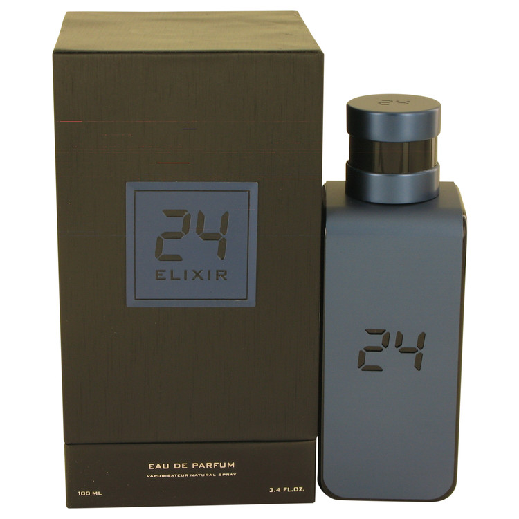 24 Elixir Azur by ScentStory 3.4 oz Eau De Parfum Spray for Men