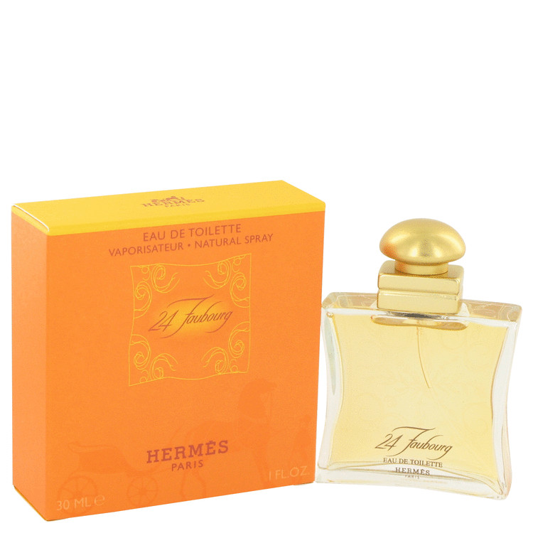 24 Faubourg by Hermes 1 oz Eau De Toilette Spray for Women