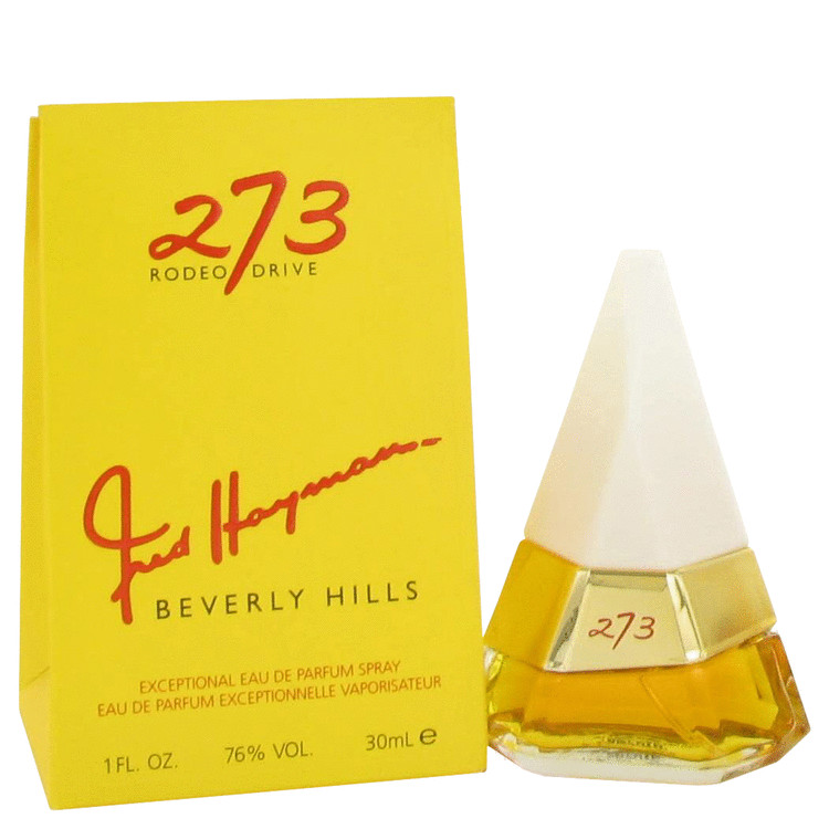 273 by Fred Hayman Eau De Parfum Spray 1 oz for Women