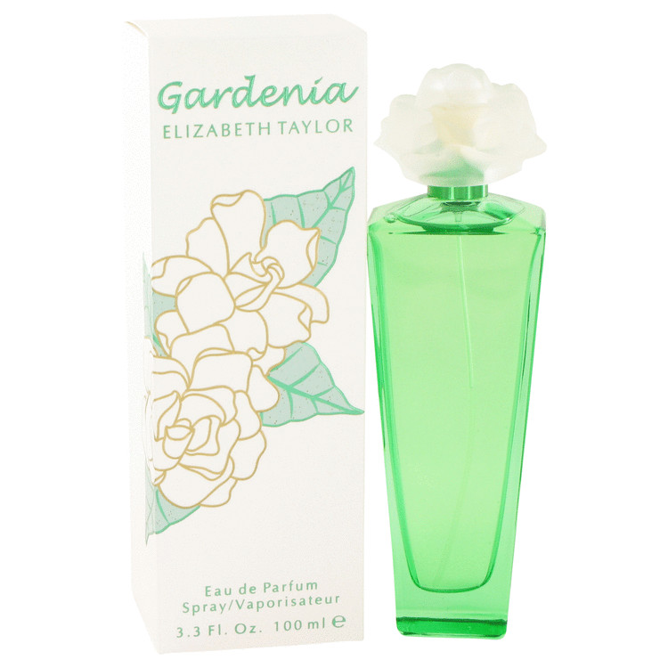 Gardenia Elizabeth Taylor by Elizabeth Taylor Eau De Parfum Spray 3.3 oz for Women