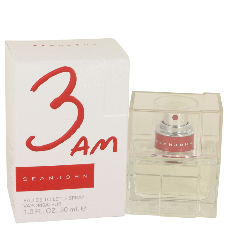 3am Sean John by Sean John Eau De Toilette Spray 1 oz for Men