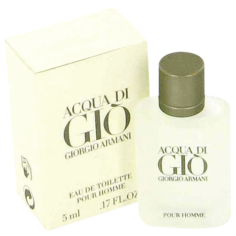ACQUA DI GIO by Giorgio Armani Mini EDT .17 oz for Men
