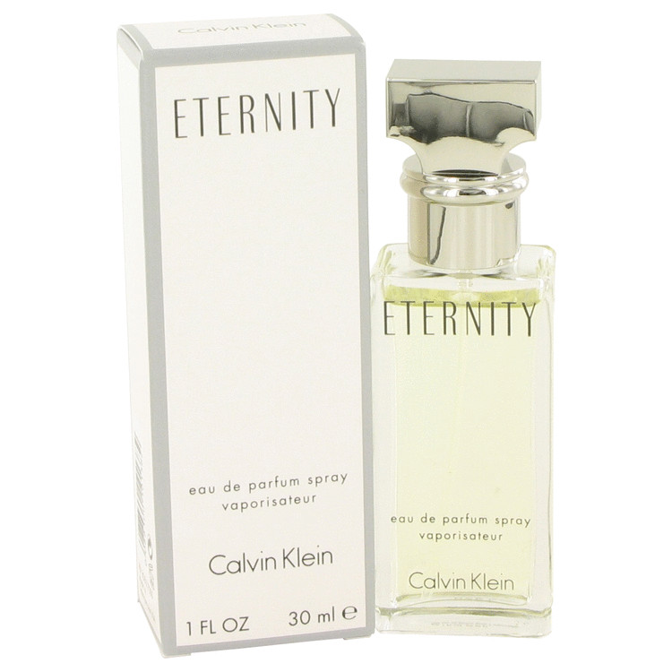 Eternity by Calvin Klein 1 oz Eau De Parfum Spray for Women