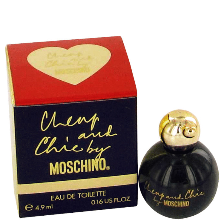 Cheap & Chic by Moschino 0.16 oz Mini EDT for Women