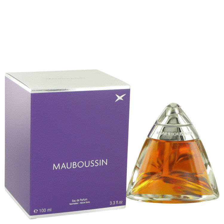 MAUBOUSSIN by Mauboussin Eau De Parfum Spray 3.4 oz for Women