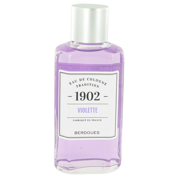 1902 Violette by Berdoues 4.2 oz Eau De Cologne Spray for Women