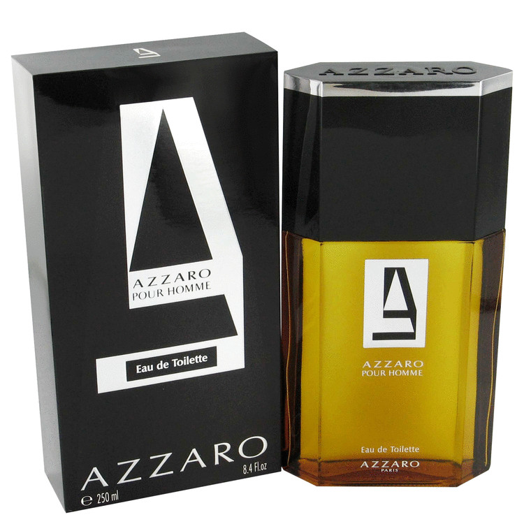 AZZARO by Azzaro Gift Set -- 3.4 oz Eau De Toilette Spray +oz Hair & Body Shampoo for Men