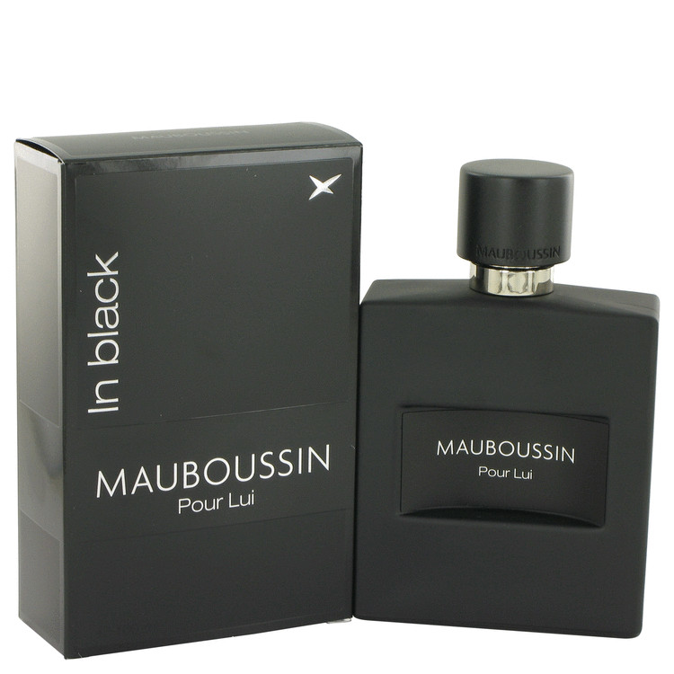 Mauboussin Pour Lui In Black by Mauboussin 1.7 oz Eau De Parfum Spray for Men