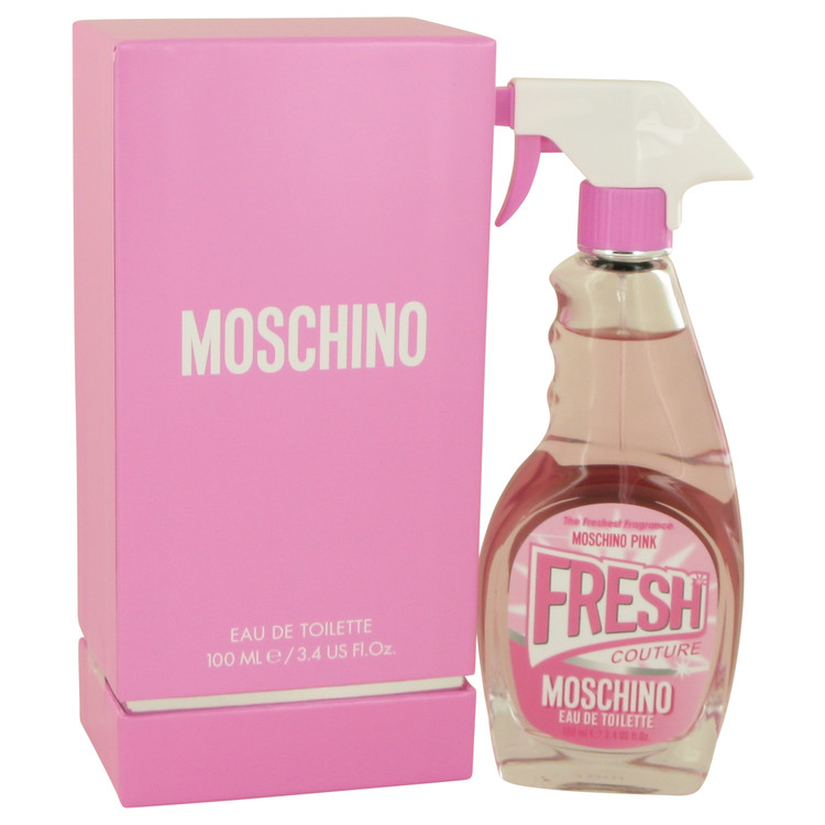 Moschino Pink Fresh Couture by Moschino 1.7 oz Eau De Toilette Spray for Women
