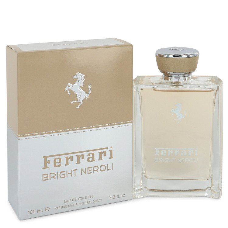 Ferrari Bright Neroli by Ferrari 0.33 oz Mini EDT for Men