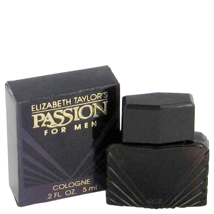Passion by Elizabeth Taylor 0.2 oz Mini Cologne for Men