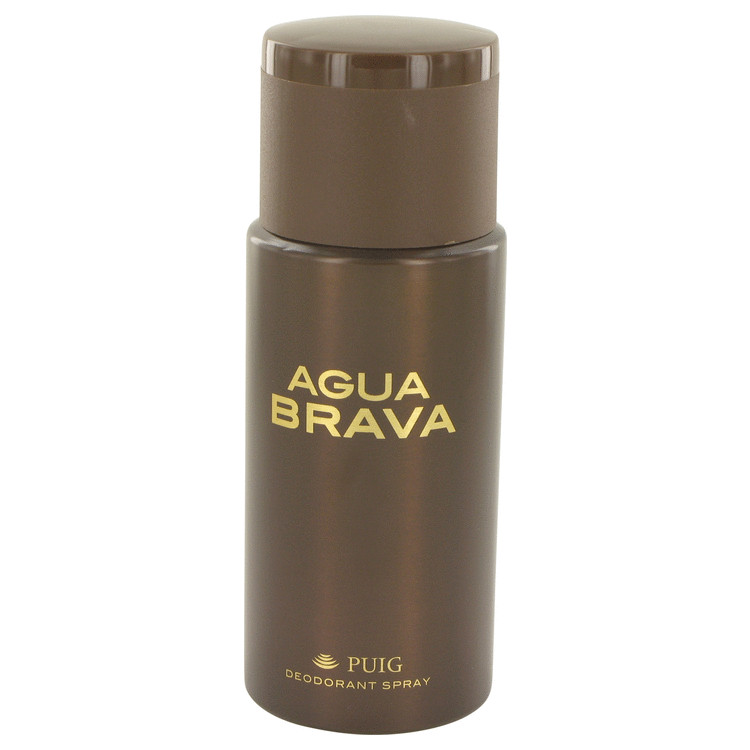 AGUA BRAVA by Antonio Puig Deodorant Spray 5 oz for Men