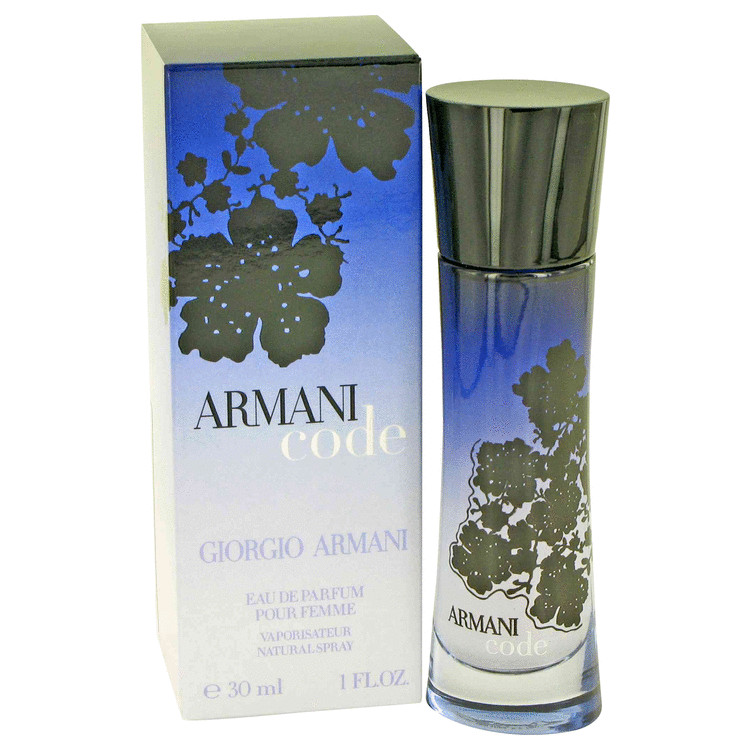 Armani Code by Giorgio Armani 1 oz Eau De Parfum Spray for Women