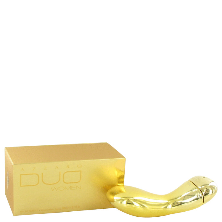 Azzaro Duo by Azzaro 2.7 oz Eau De Toilette Spray for Women