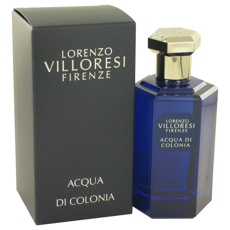 Acqua Di Colonia (lorenzo) by Lorenzo Villoresi 3.4 oz Eau De Toilette Spray for Women