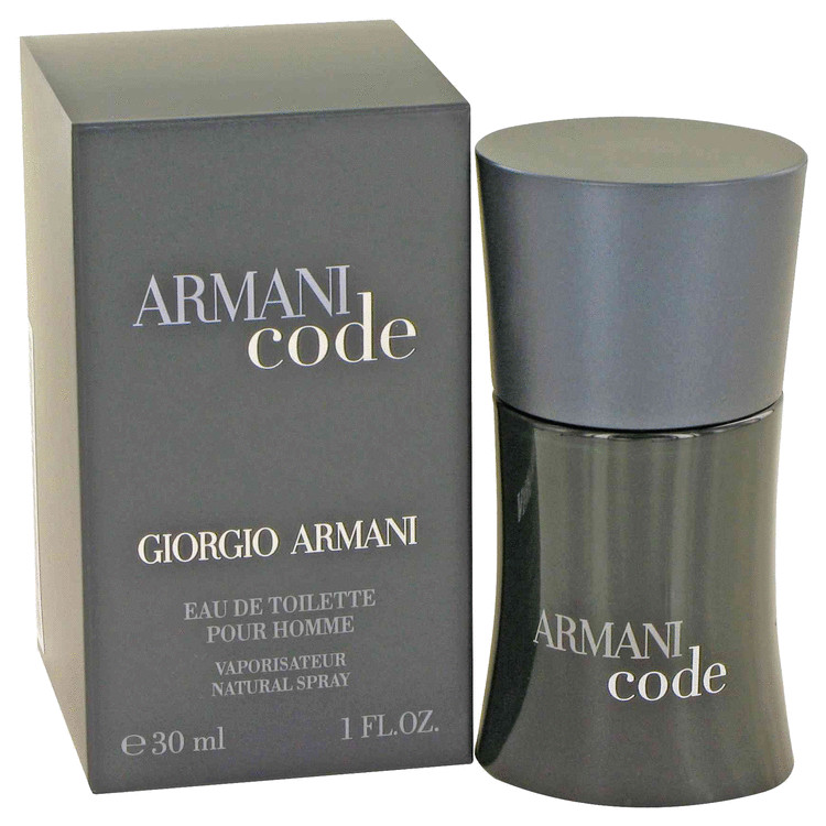 Armani Code by Giorgio Armani 1 oz Eau De Toilette Spray for Men