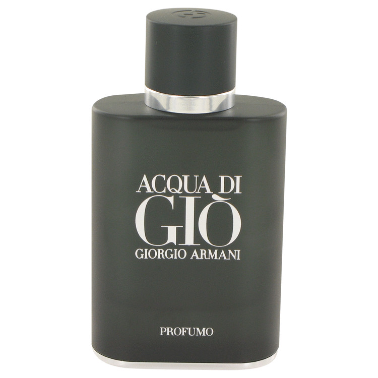 Acqua Di Gio Profumo by Giorgio Armani Eau De Parfum Spray (Tester) 2.5 oz for Men