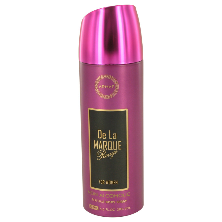 Armaf De La Marque Rouge by Armaf 6.7 oz Body Spray for Women