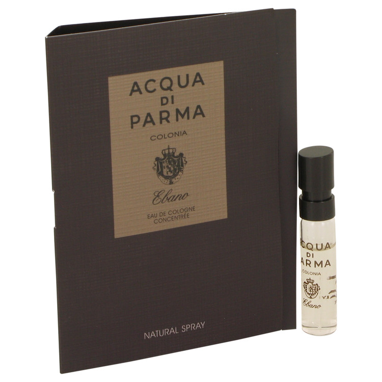 Acqua Di Parma Colonia Ebano by Acqua Di Parma 0.05 oz Eau De Cologne Concentree Spray for Men