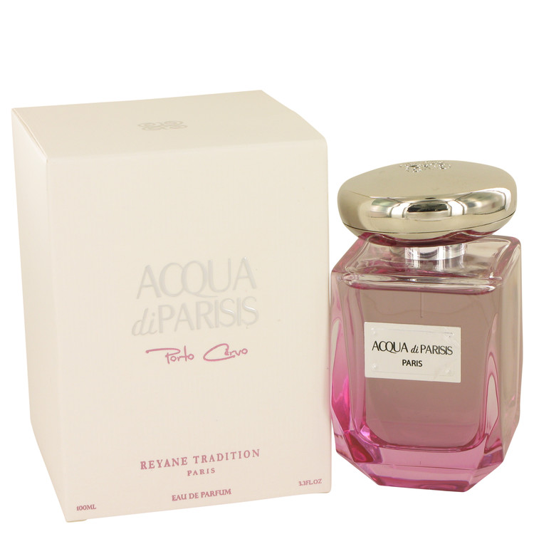 Acqua Di Parisis Porto Cervo by Reyane Tradition 3.3 oz Eau De Parfum Spray for Women