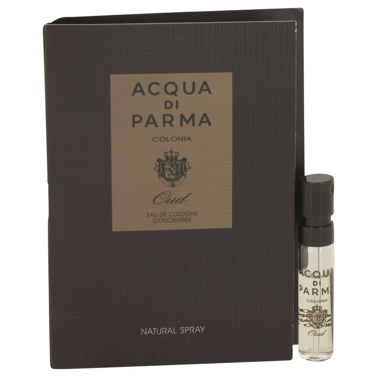 Acqua Di Parma Colonia Intensa Oud by Acqua Di Parma Vial (sample) .05 oz for Men
