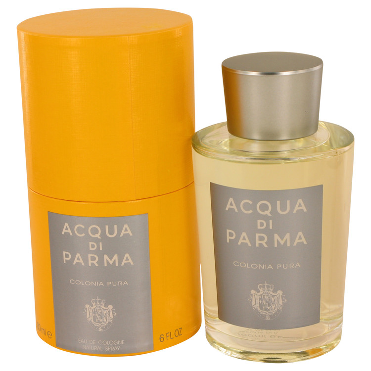 Acqua Di Parma Colonia Pura by Acqua Di Parma 6 oz Eau De Cologne Spray for Women