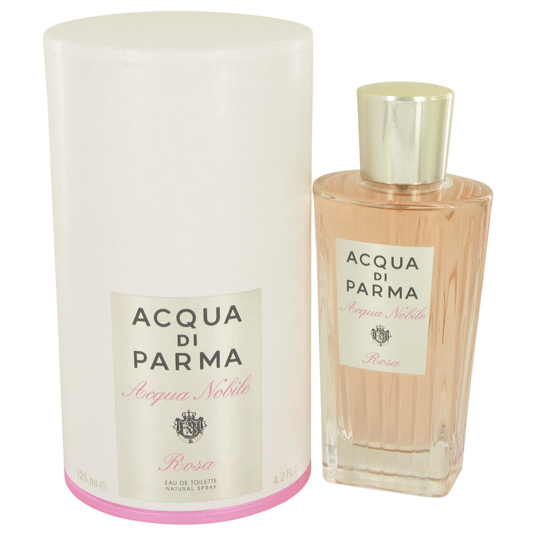 Acqua Di Parma Rosa Nobile by Acqua Di Parma Eau De Toilette Spray 4.2 oz for Women