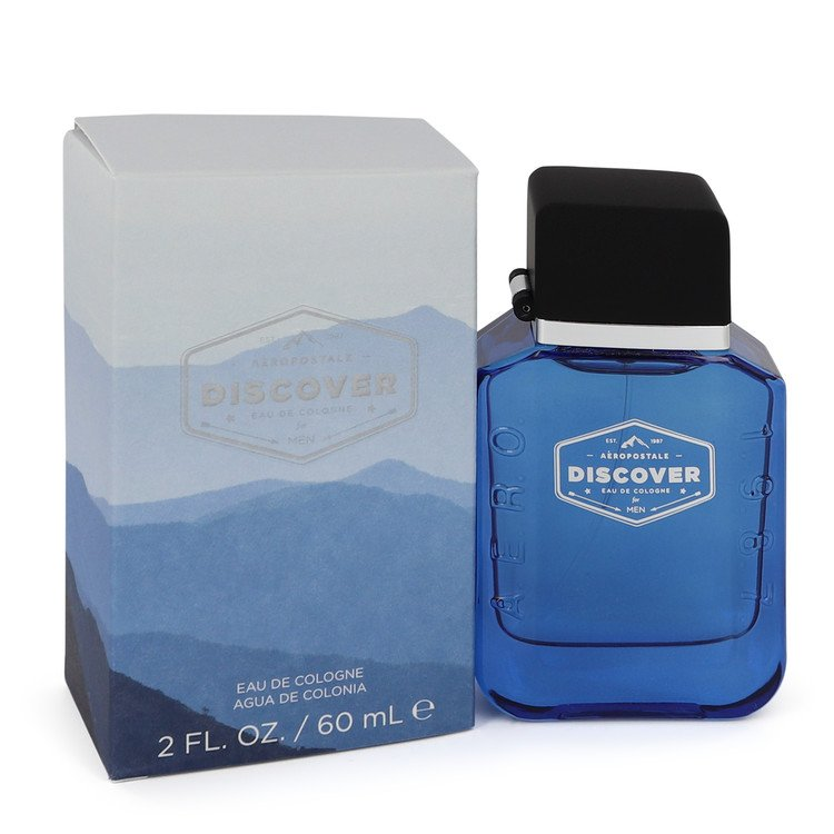 Aeropostale Discover Agua De Colonia by Aeropostale 2 oz Eau De Cologne Spray for Men