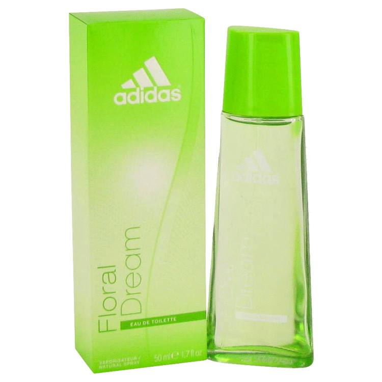 Adidas Floral Dream by Adidas 1.7 oz Eau De Toilette Spray for Women
