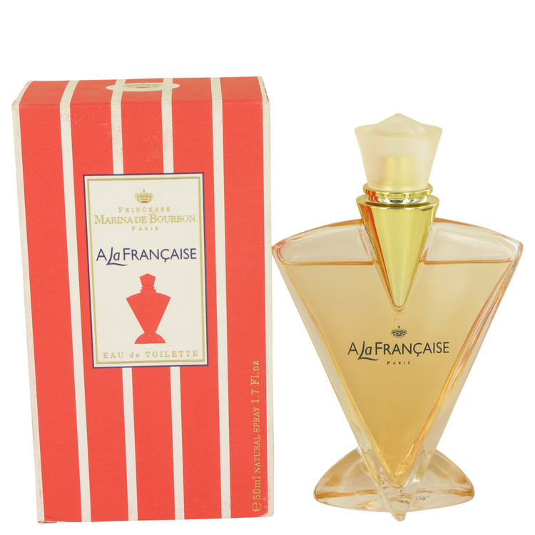 A La Francaise by Marina De Bourbon 1.7 oz Eau De Toilette Spray for Women