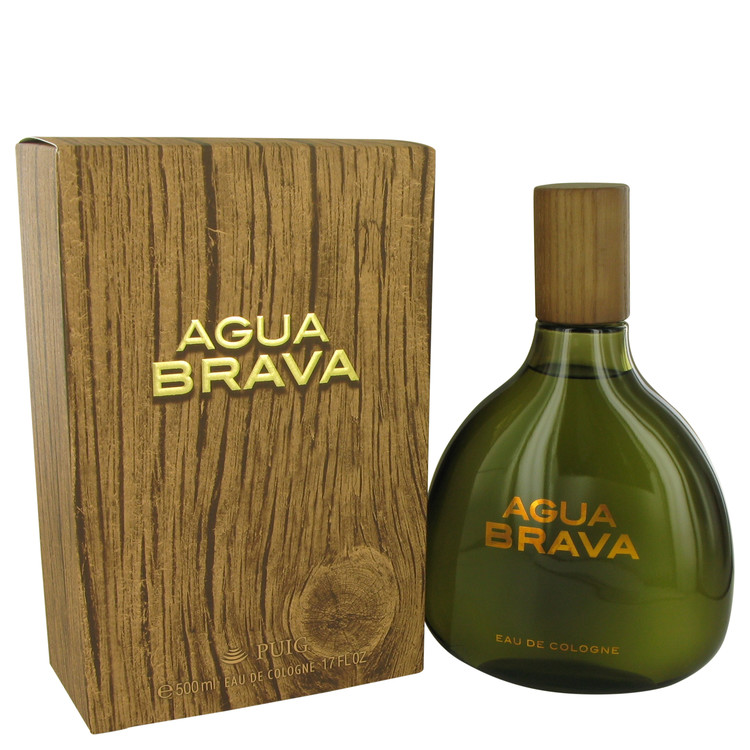 AGUA BRAVA by Antonio Puig Cologne 17 oz for Men