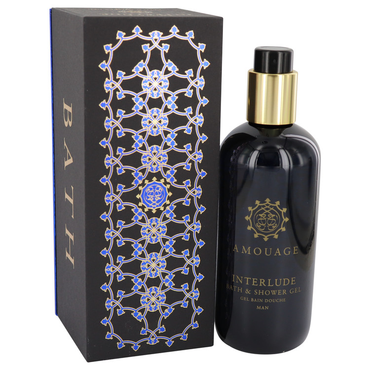 Amouage Interlude by Amouage 10 oz Shower Gel for Men