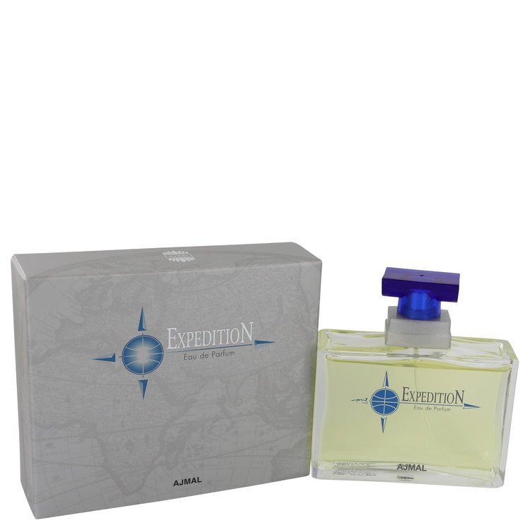Ajmal Expedition by Ajmal 3.4 oz Eau De Parfum Spray for Men