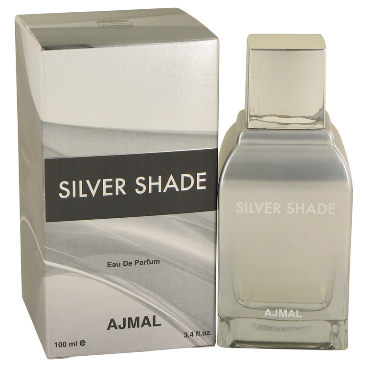 Silver Shade by Ajmal 3.4 oz Eau De Parfum Spray for Women