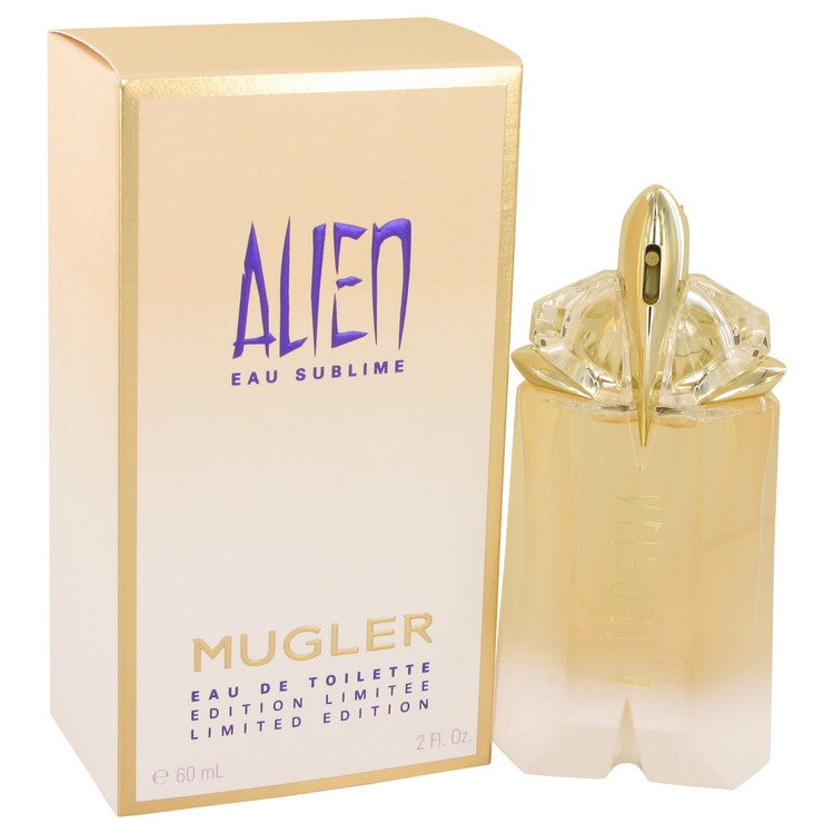 Alien Eau Sublime by Thierry Mugler 2 oz Eau De Toilette Spray for Women