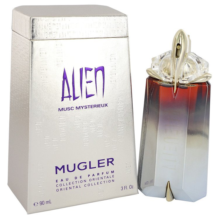Alien Musc Mysterieux by Thierry Mugler 3 oz Eau De Parfum Spray for Women