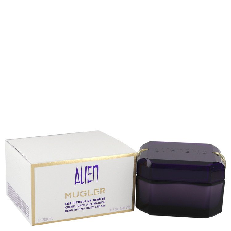 Alien by Thierry Mugler 6.7 oz Body Cream for Women