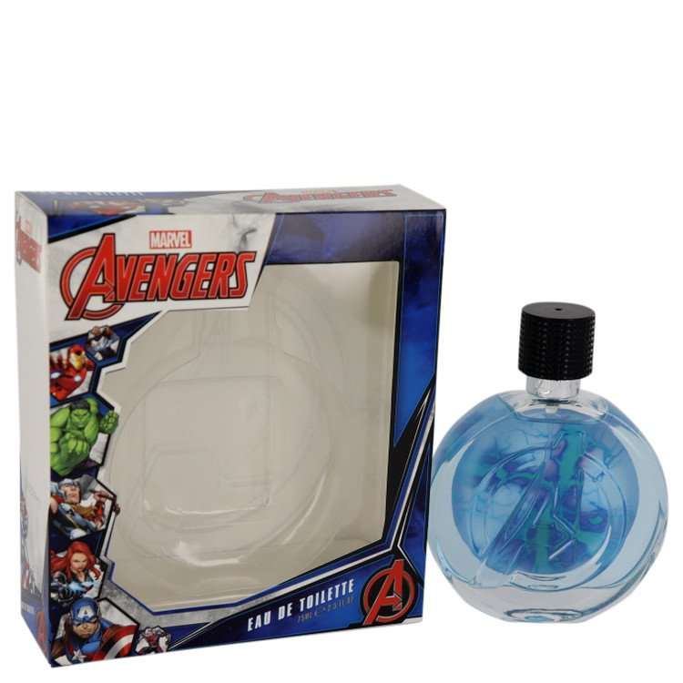 Avengers by Marvel 2.5 oz Eau De Toilette Spray for Men
