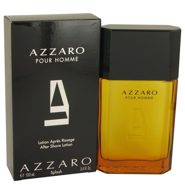 AZZARO by Loris Azzaro After Shave Lotion 3.4 oz for Men