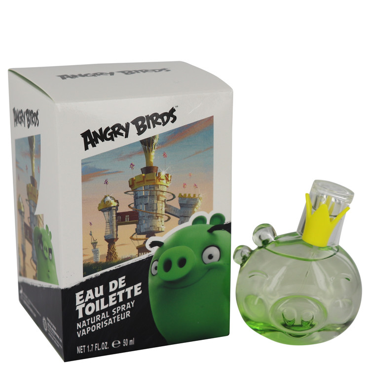 Angry Birds King Pig by Air Val International 1.7 oz Eau De Toilette Spray for Women
